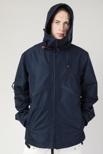 Мембранная куртка Argument 3 COR Синий Чернильный