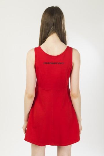 Платье Spring Dress Красный