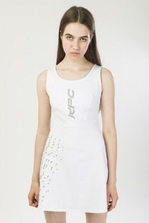 Spring Dress White