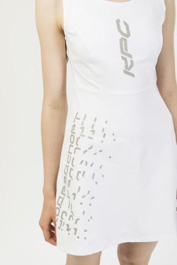 Платье Spring Dress Белый