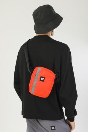Code A5 Bag Fluorescent Orange