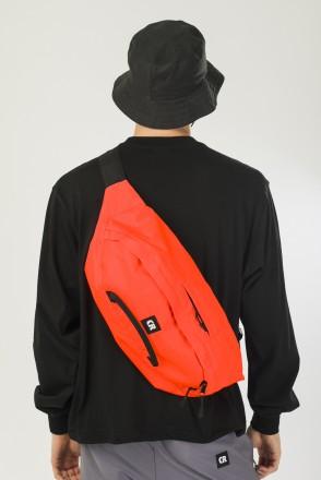 Hip Bag XXL Bright Orange