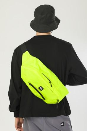 Hip Bag XXL Fluorescent Lemon