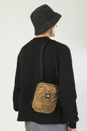 Code Bag Beige Fur