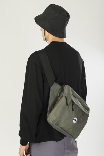 Big Bag 600 ml Bog Green Taslan