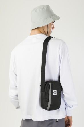 Code A5 Bag Black