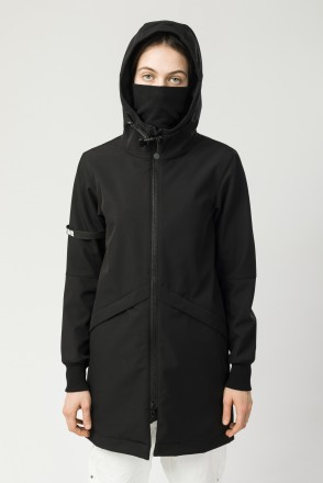 Куртка Allover 3 COR Черный