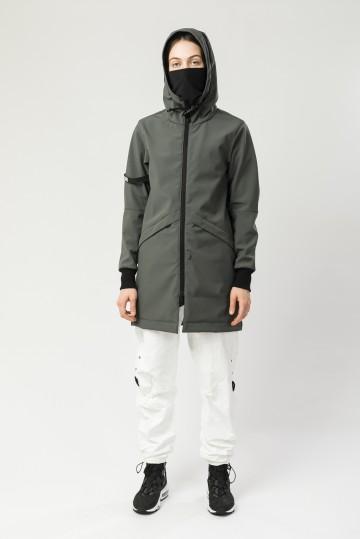 Куртка Allover 3 COR Серый Болотный