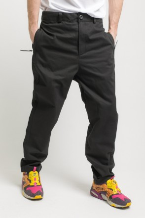 Chino Trousers Black