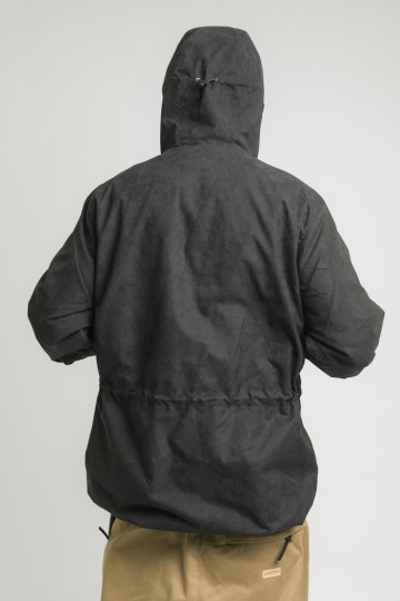 Cover Up 4 Jacket Black Membrane