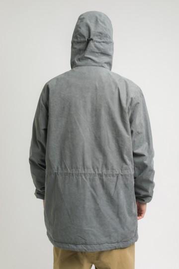 Cover Up 4 Jacket Dark Gray Membrane