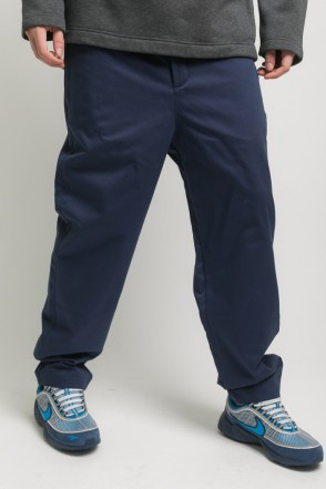 Chino Trousers Ink Blue