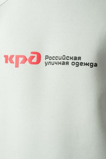 Крюнек Firm Пепельный Бледный Russian Roads