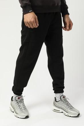 Runner Pants Black
