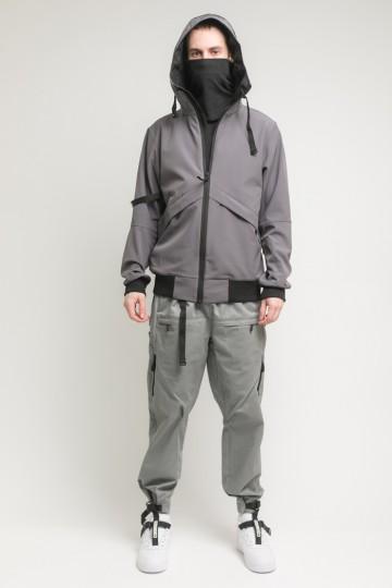 Куртка Get High 3 COR Серый Темный