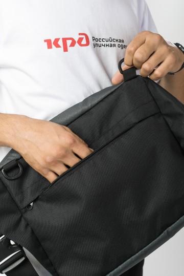 Сумка поясная Big Bag 2 600 ml Болотный Соты Оксфорд