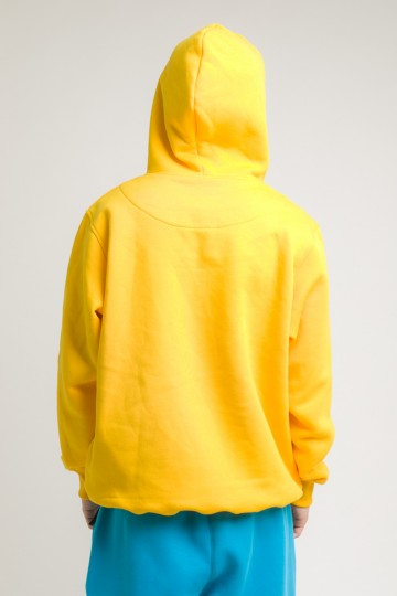Толстовка Hood Up Желтый Теплый Industry