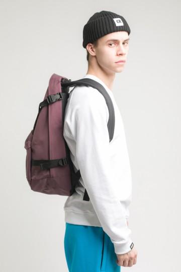 Action Backpack Brown Taslan