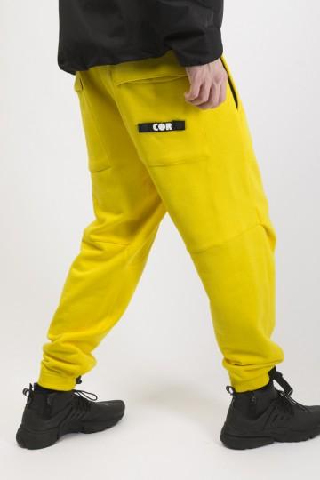 Штаны Runner COR Желтый Свежий