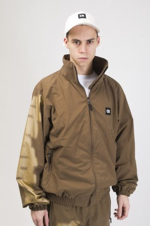 Train Up Winter Jacket Brown