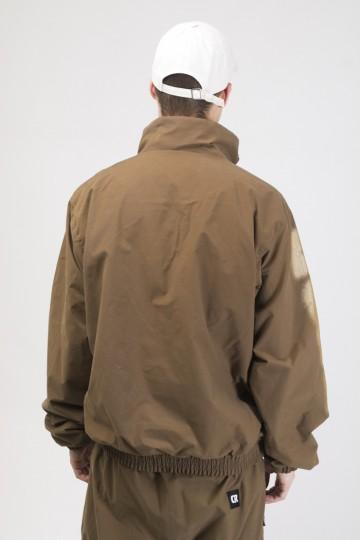 Куртка на подкладке Train Up Winter Коричневый
