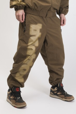 Train Low Winter Pants Brown