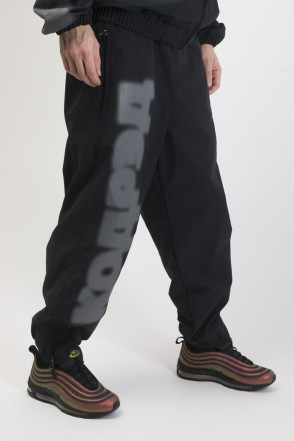 Train Low Winter Pants Black