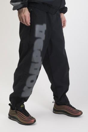 Train Low Winter Pants Black