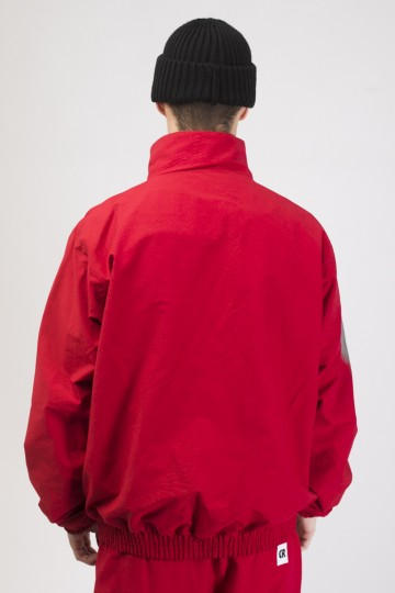 Куртка на подкладке Train Up Winter Красный Темный