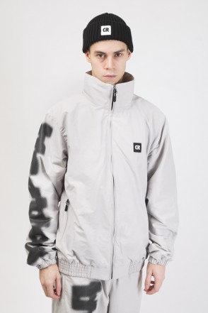 Train Up Winter Jacket Gray