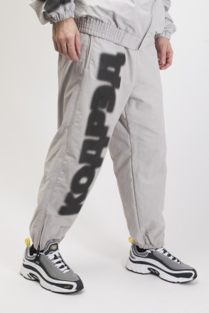 Train Low Winter Pants Light Gray