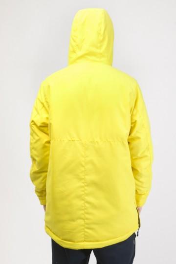 Анорак Chrome 3 Желтый Яркий