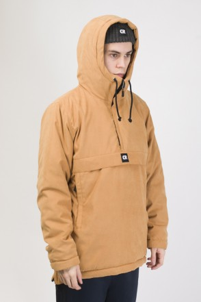 Chrome 3 Anorak Sandy Brown