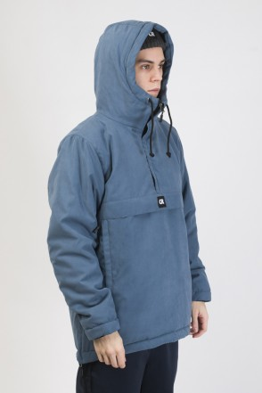 Chrome 3 Anorak Denim Blue