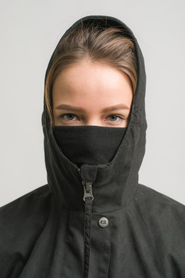 Парка Cover Up 3 Lady Черный