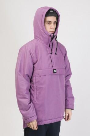 Анорак Chrome 3 Фиолетовый Светлый