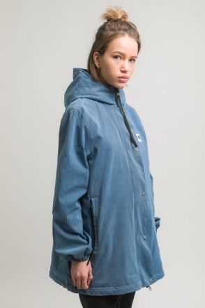 Cover Up 3 Lady Jacket Denim