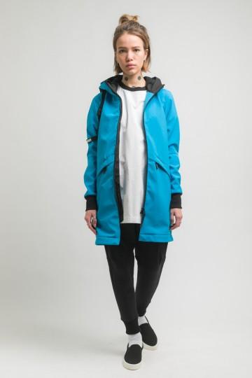 Allover 3 COR Jacket Azure