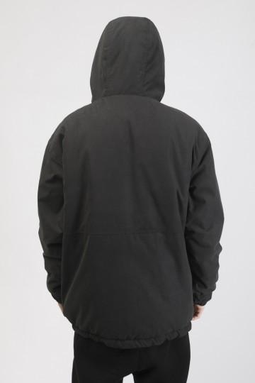 Анорак Superblaster 3 Черный/Серый Темный