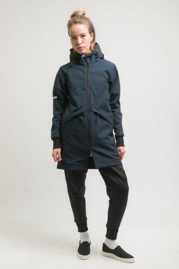 Allover 3 COR Jacket Dark Blue