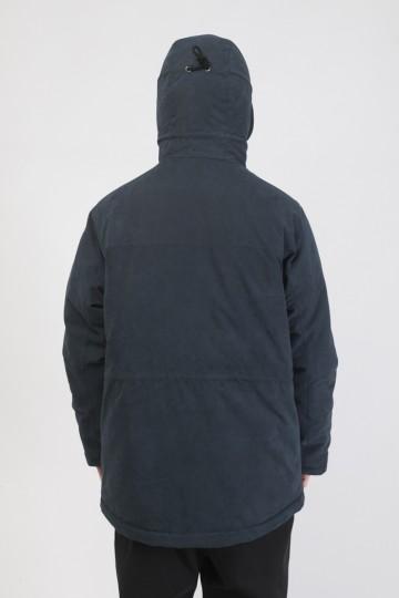 Forward 2 Jacket Dark Blue Microfiber