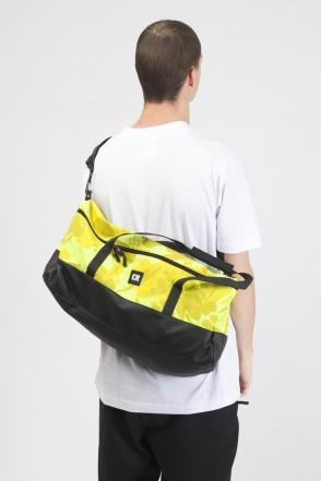 Duffle Bag Yellow Camo