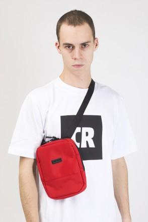 Code Bag Red Taslan