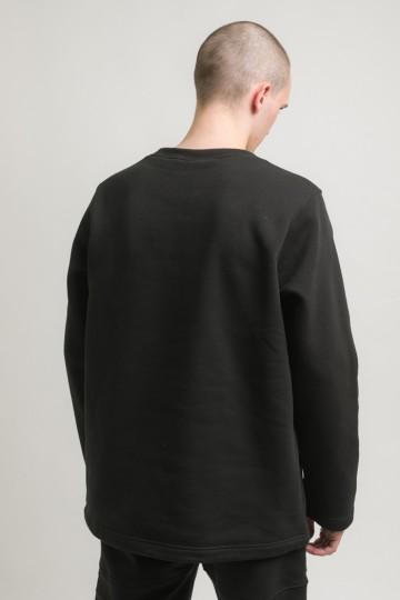 Толстовка Sleeve Черный CRose