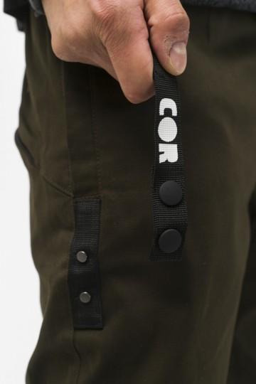 Штаны CRP-002 COR Болотный Темный