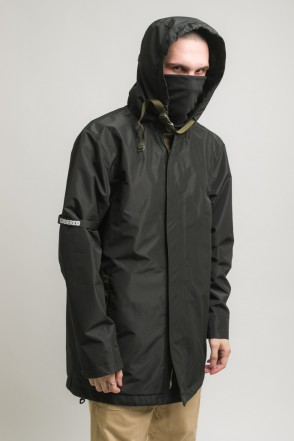 Upfront 2 COR Raincoat Black Membrane