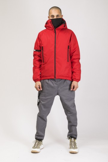 Nib 3 COR Jacket Red