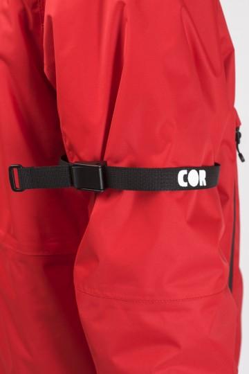 Nib 3 COR Jacket Red