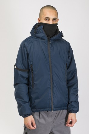 Nib 3 COR Jacket Dark Blue