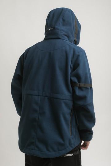 Куртка Safe 3 COR Синий Темный Windblock